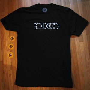 Image of Solidisco Logo Tee