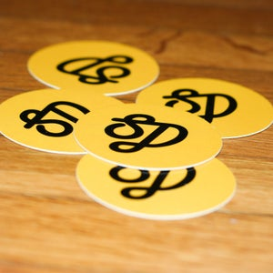 Image of Solidisco Stickers