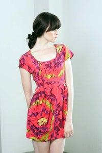 Image of D220S Silk Zipper Dress- Featured in Self Magazine on Nina Dobrev