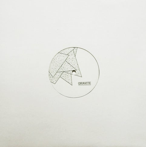 "Image of [GRVT002] Franck Valat - Quazar 12"" Vinyl"