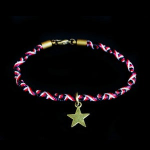 Image of  bracelet brasilien étoile bijoux createur  pierres précieuses