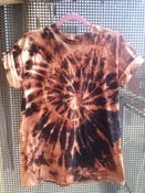 Image of HAND MADE ACID WASH T SHIRT SIZE MEDIUM