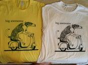 Image of Olive (dog) shirt