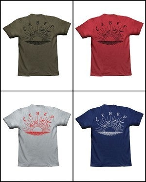 Image of MIR037 Live in CEBEP (Freedom North) T-Shirt (7 COLORS)