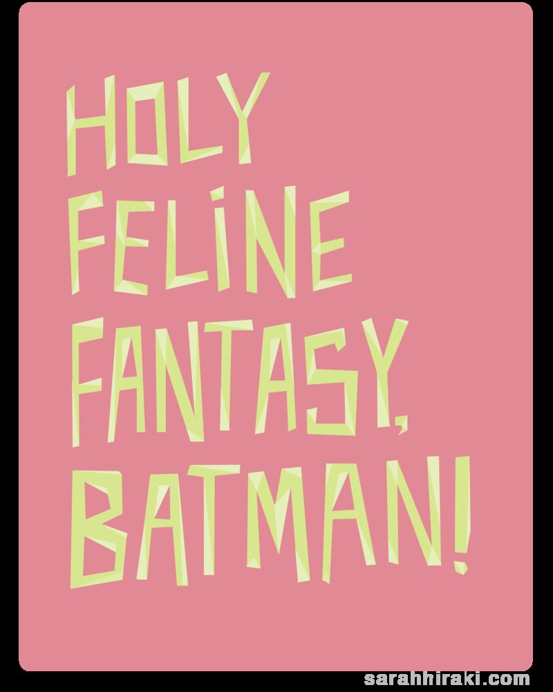 Image of Feline Fantasy
