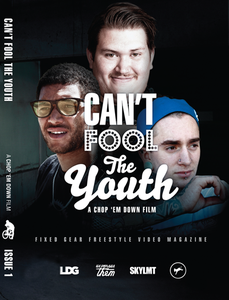 "Image of Chop Em Down Films ""Can't Fool The Youth"" DVD"