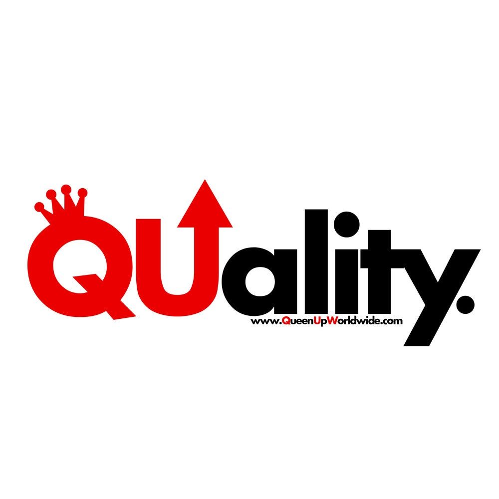 """Image of """"QUality"""" over QUantity"""