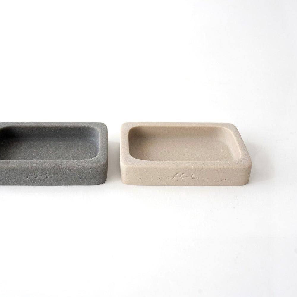 """Image of """"WELL"""" - Tray / Soap Dish"""