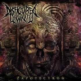 Image of DISFIGURED DIVINITY - ZAPOTECTRON-CD