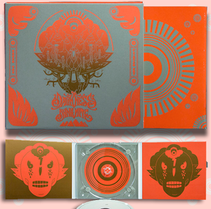 """Image of NEW ALBUM """"Under the painted sky"""" Limited Digipack + FREE STICKERS"""