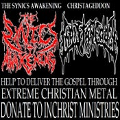Image of KICK STARTERS / DONATE TO INCHRIST MINISTRIES