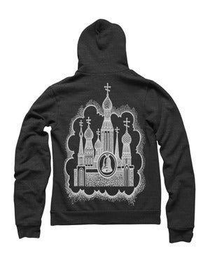 Image of MIR212 CATHEDRAL Hoodie (7 COLORS)