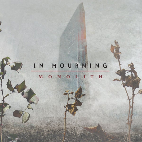 "Image of IN MOURNING ""Monolith"" CD"