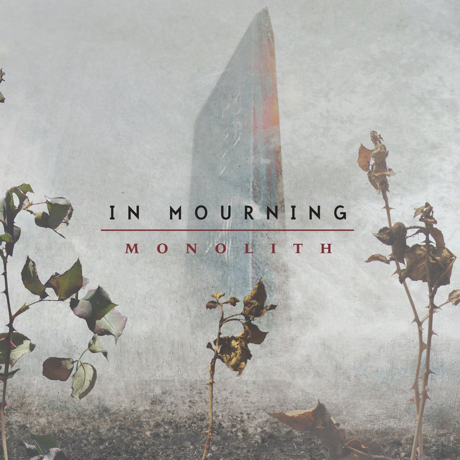 """Image of IN MOURNING """"Monolith"""" CD"""