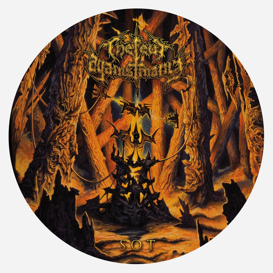 """Image of THE FEW AGAINST MANY """"Sot"""" Picture Disc LP"""