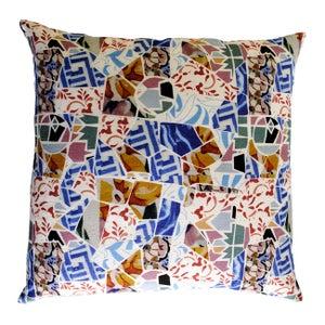 Image of Cushion - Mosaic