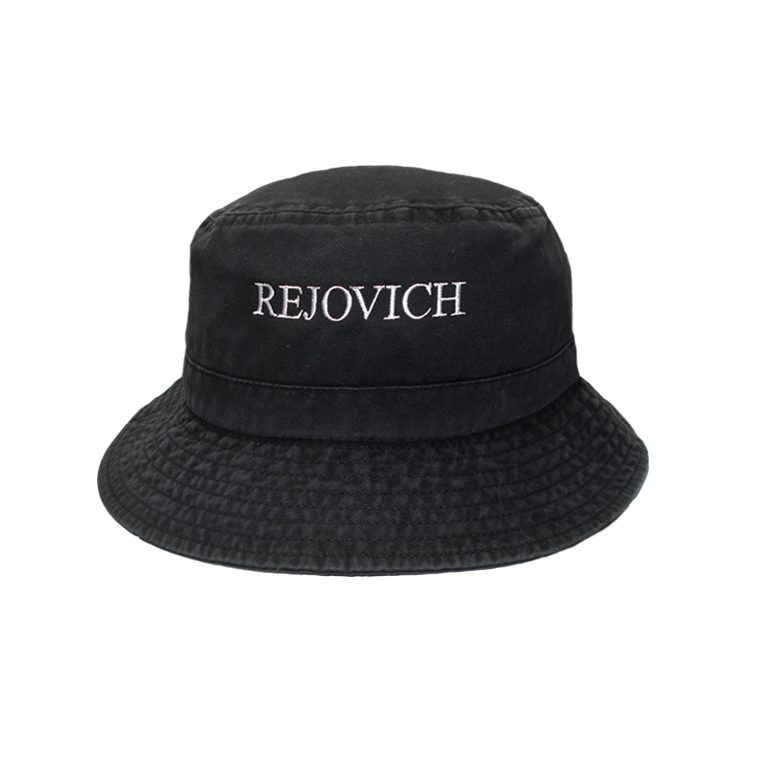 ... logo 100 % cotton bucket hat one size fits all limited stock sold out: rejovich.bigcartel.com/product/rejovich-bucket-hat