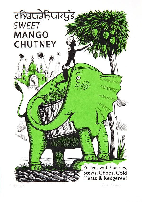 Image of Mango Chutney