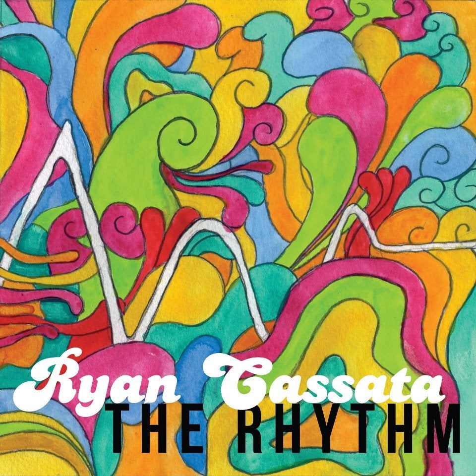 Image of THE RHYTHM - Physical Copy