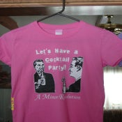 Image of Cocktail Party Tee