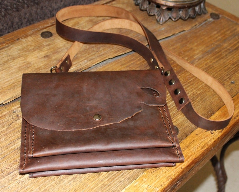Image of Cross Body Satchel