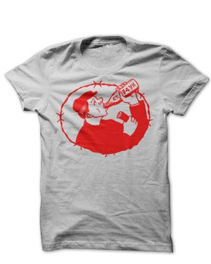 Image of MIR017 HOOLIGAN T-Shirt (7 COLORS)