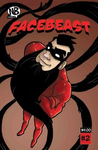 Image of Facebeast Vs. The Origin Story