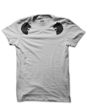 Image of MIR017 DOUBLE LION T-Shirt (7 COLORS)