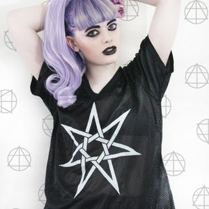 Image of HEPTAGRAM Slim Jersey
