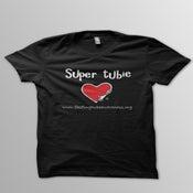 Image of Super Tubie T-Shirt - Black