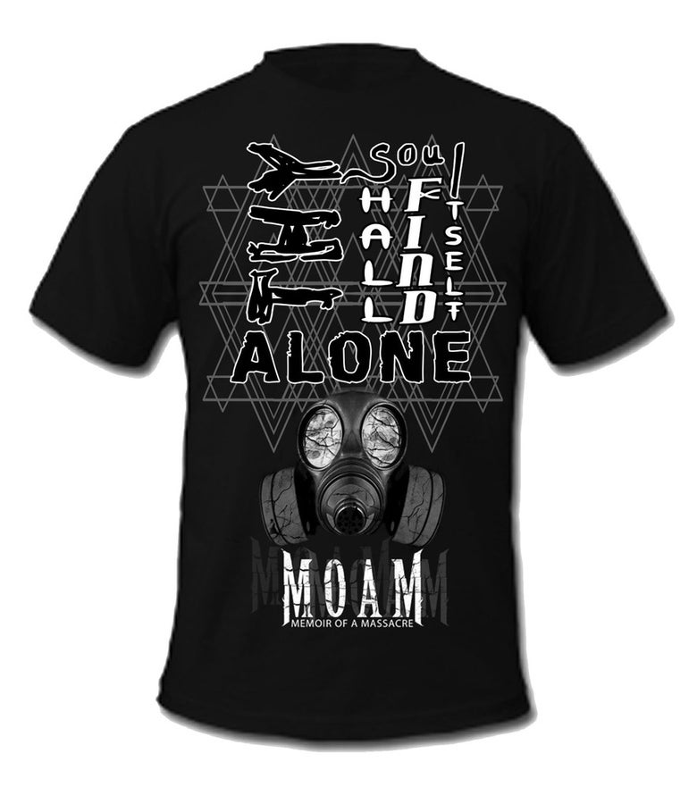 Image of Memoir of a Massacre Gas Mask Tee