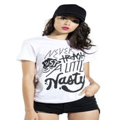 Image of NEVER TRASHY TEE
