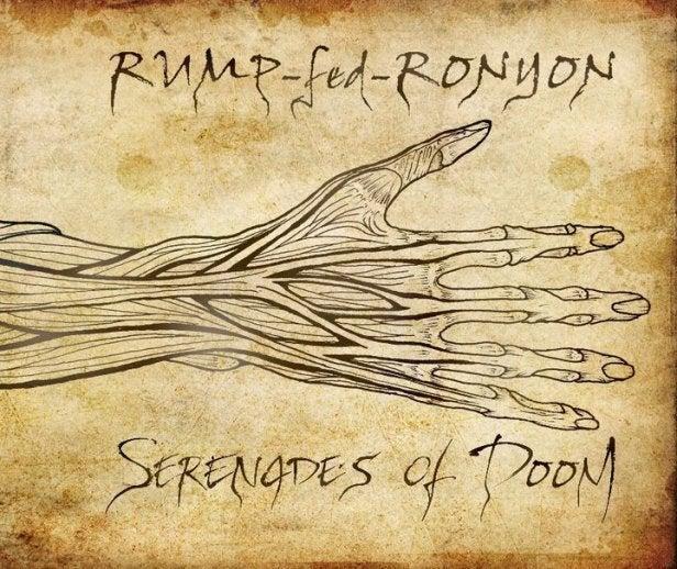"Image of ""Serenades of Doom"" EP"