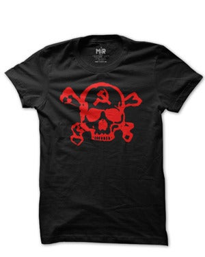 Image of MIR034 THE MIR SKULL T-Shirt (7 COLORS)
