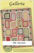 Image of PDF Galleria Pattern.