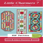 Image of PDF Little Charmer 7 Pattern