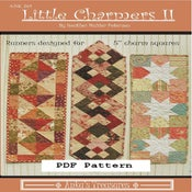 Image of PDF Little Charmer 2 Pattern