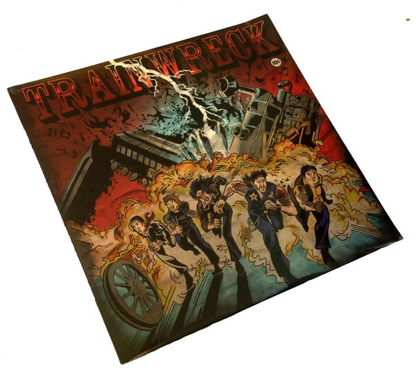 "Image of Trainwreck - LP -  ""The Wreckoning"""