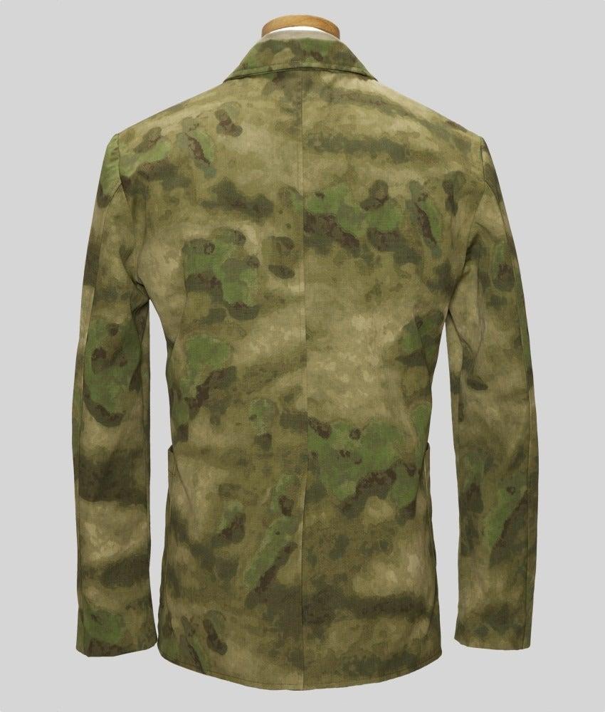 Image of Presidio Utility Jacket in A-TACS Foliage Green Camo™