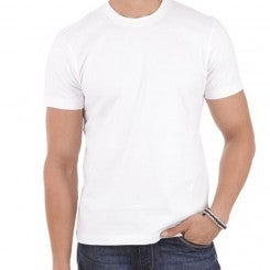 Image of Plain SHAKA Heavy Short Sleeve T-shirts - 12 pieces