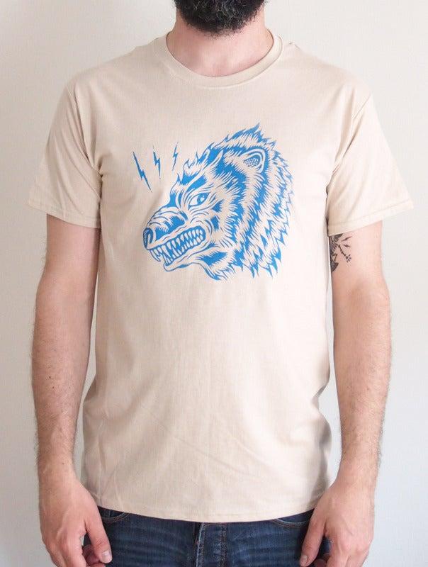 Image of Camiseta Oso Crudo