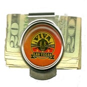 Image of VLV Logo Money Clip
