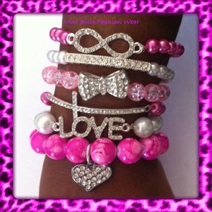Image of Crazy in Love bracelet set