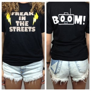 Image of NEW Freak in the Streets T-Shirt (Unisex)