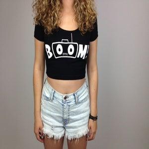 Image of BOOM Crop Top