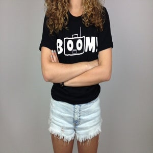 Image of BOOM T-Shirt (Unisex)