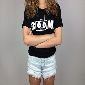 Image of BOOM T-Shirt (Unisex)