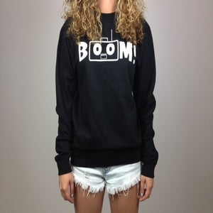 Image of BOOM Crew Neck Sweatshirt
