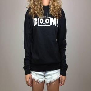 Image of BOOM Crew Neck Sweatshirt