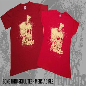 Image of Bone Thru Skull Tee